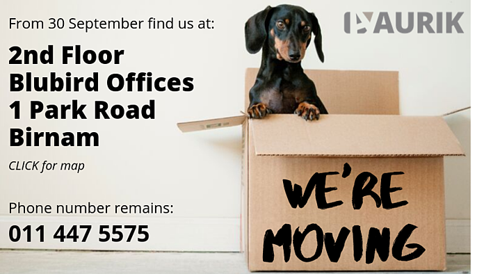 WERE MOVING OFFICE